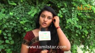 Uma Shree At Eppo Solla Pora Movie Team Interview