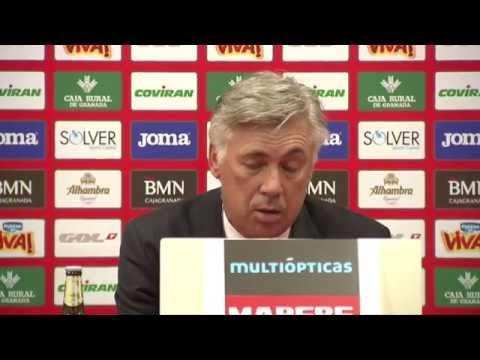 Carlo Ancelotti: Cristiano Ronaldo