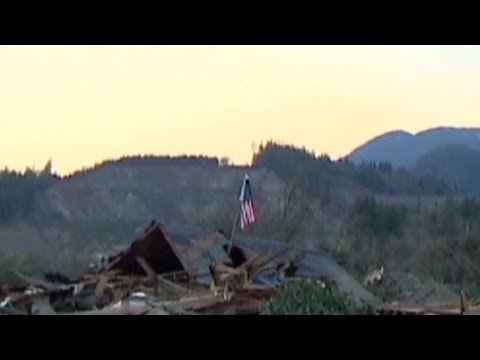 90 unaccounted for in Washington landslide
