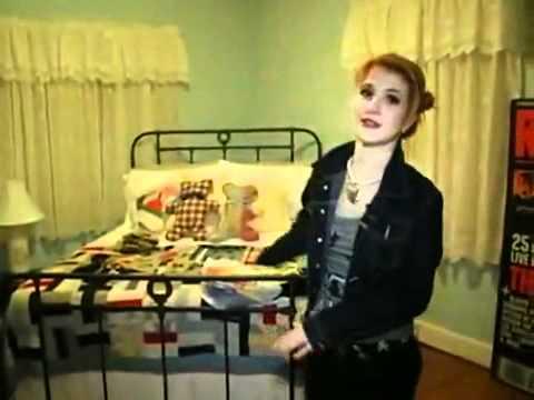 MTV Cribs - Hayley Williams