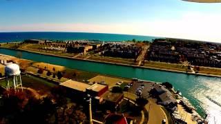 GoPro: Drone over Kenosha, Wisconsin