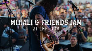Mihali And Frends Community Jam At Levitate Music Arts Festival 2018 Livestream Replay