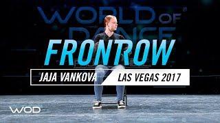 Jaja Vankova | FrontRow | World of Dance Las Vegas 2017| #WODLV17