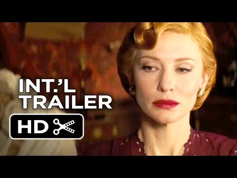 Cinderella Official International Trailer #2 (2015) - Cate Blanchett, Helena Bonham Carter Movie HD