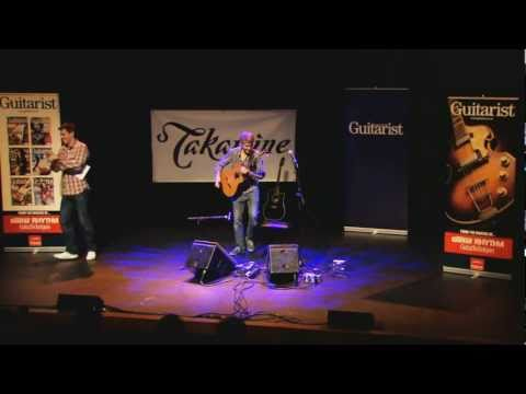 Guitarist Magazine Acoustic Guitarist Of The Year 2011 Will McNicol (HD)