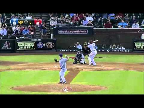 Justin Upton 2012 Highlights