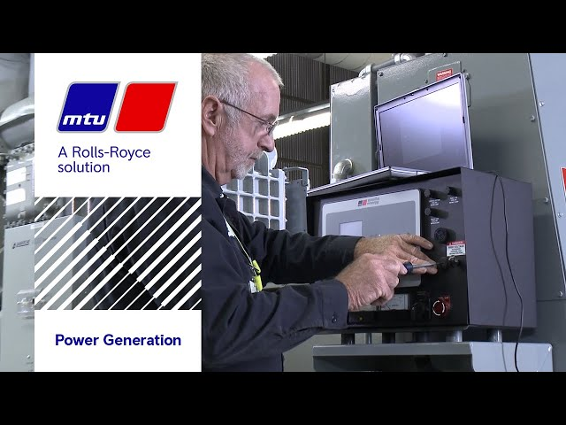 MTU Onsite Energy: Constant Flow Of Power