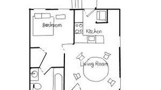 How to Draw House Plans, Floor Plans