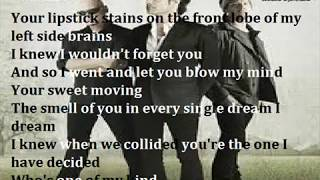 lyrics to the song Train-hey soul sister / letra de la cancion Train-Hey soul sister