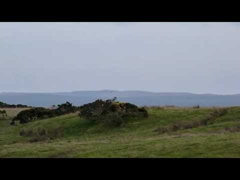 Light Aircraft Plane Crash.....? Carrick Hills, Ayrshire, Scotland (12nov2011)