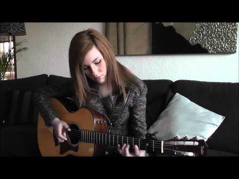 (Bruno Mars) Young Girls - Gabriella Quevedo thumbnail