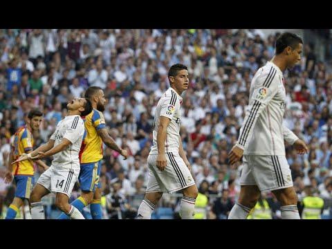 Real Madrid 2-2 Valencia   Goles   09/05/2015   COPE