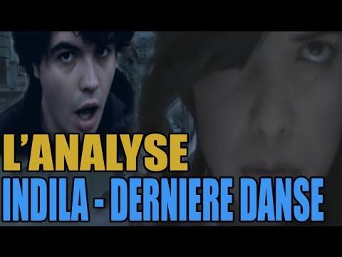 INDILA - DERNIÈRE DANSE : LANALYSE de MisterJDay (♪23)