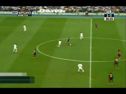 Xavi vs Real Madrid 02.05.2009