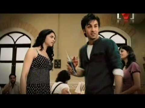 Pepsi Ad featuring Ranbir Kapoor & Deepik...