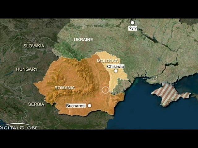 Sismo na Roménia e Moldávia