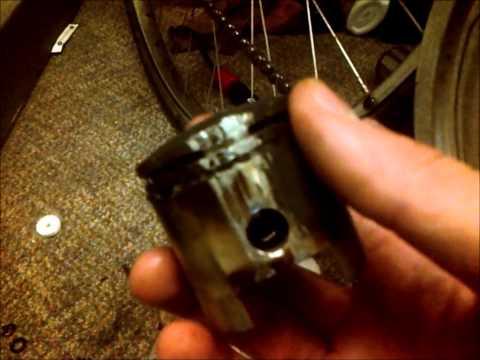 Motorized Bike failure after 1800 miles