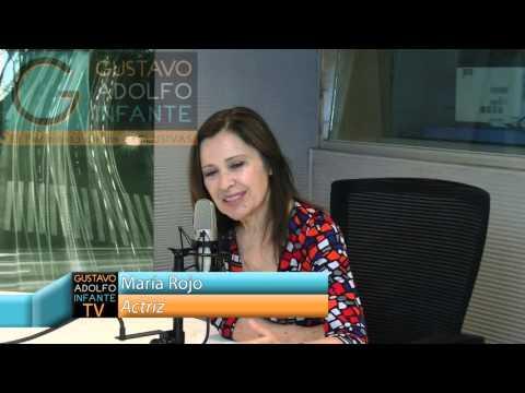 Entérate!!  María Rojo nos dice qué opina de Cuauhtémoc Blanco y Carmen Salinas en la Política.
