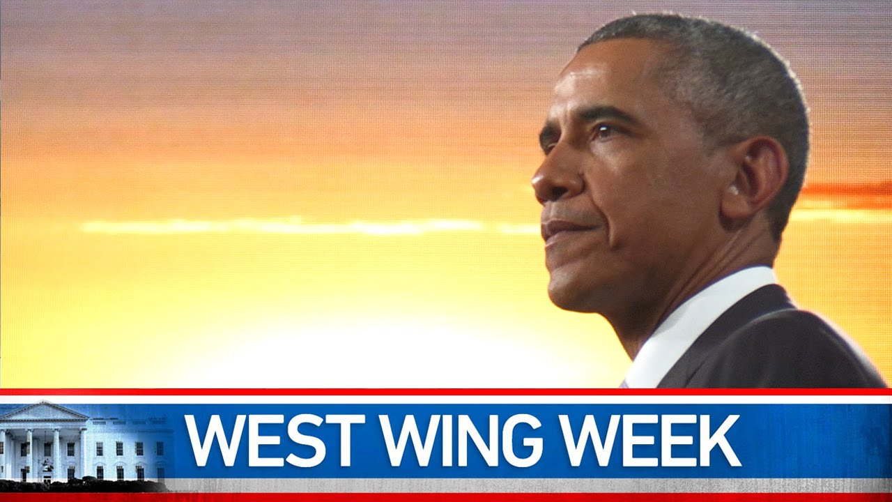 "West Wing Week: 07/31/15 or, ""Jambo Kenya"""
