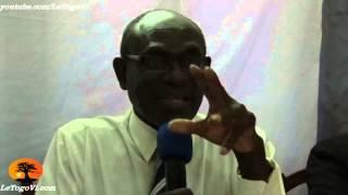 Me Zeus AJAVON: Tout compromis, qui serait fait sur le dos des Togolais, ne nous agréerais pas