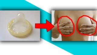How to make fake breast [Comment faire de faux seins]