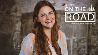 Erin Rae On 'Putting On Airs,' Working With John Paul White | On The Road At Newport