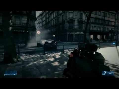 HD - Nvidia Geforce GTX 660 Ti - Battlefield 3 Gameplay - Ultra Max Settings DirectX 11 - 1920x1080