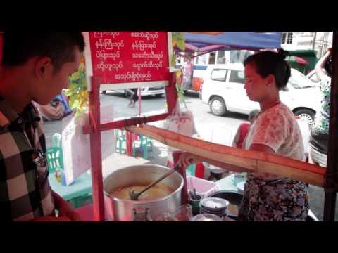 Burma Bites #02: Top 5 Burmese Street Foods! (2 5) video