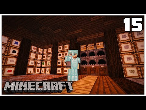 SMALL STORAGE ROOM!!! ► Episode 15 ► Minecraft 1.13.2 Survival Let's Play