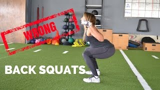 Back Squat...You're Doing it WRONG