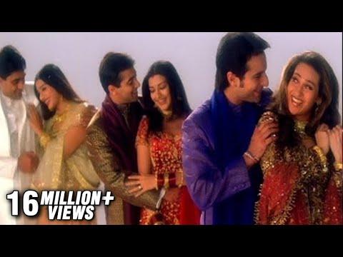 Hum Saath Saath Hain - Title Song - Salman Khan, Saif Ali Khan, Karishma Kapoor, Sonali Bendre, Tabu video