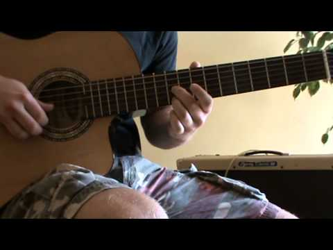 Your Body Is A Wonderland Guitar Solo + TAB (John Mayer)
