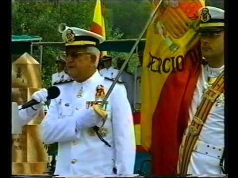 Infantería de Marina promoción 4º del 98 Cartagena