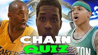NBA CHAIN QUIZ