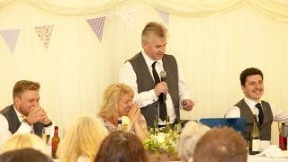 Hilarious Father of the Groom Speech