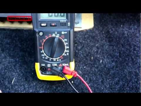 How To | Set Amplifier Gains With A Basic Multimeter | Car Audio Tutorial #1