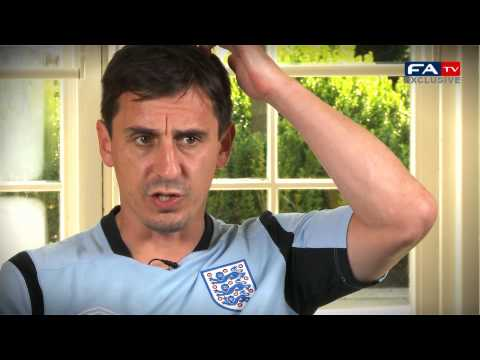 Gary Neville on Moldova v England | 2014 FIFA World Cup Qualifier
