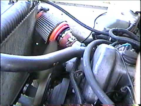 Jeep wrangler with mercedes om617 turbo diesel youtube for Mercedes benz om617