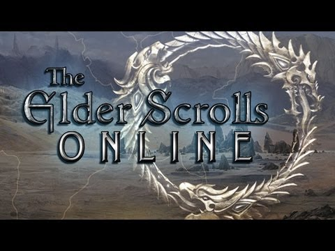 Elder Scrolls Online MMO OFFICIAL!! Bethesda puts all of Tamriel in one epic MMORPG!