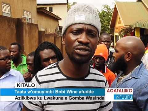 Taata W'omuyimbi Bobi Wine Afudde video