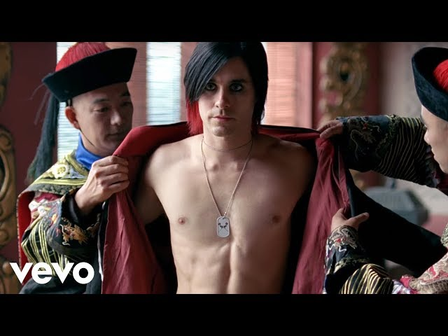 Thirty Seconds To Mars - From Yesterday Official Music Video