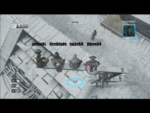 Fous rires avec la team sur assassin's creed 3
