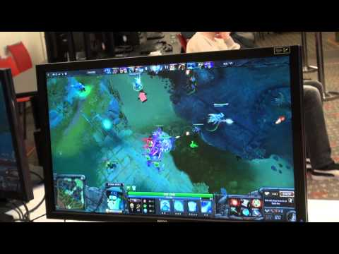 Na`Vi.Dota 2 over fnatic @ EMS One
