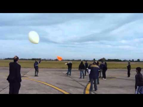 Lanzamiento globo AMSAT ARGENTINA.wmv