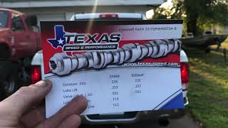 Texas Speed Hemi Stage 4 Boost Cam