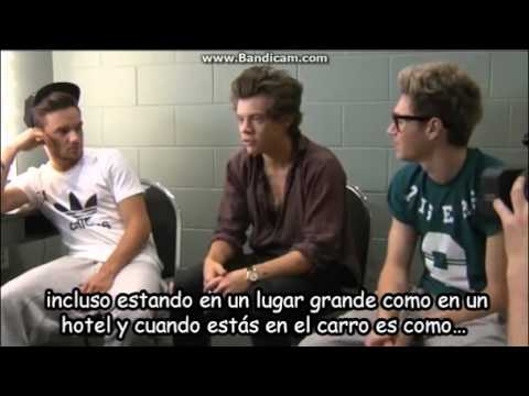 Entrevista de Niall, Harry y Liam con New Zealand Herald.