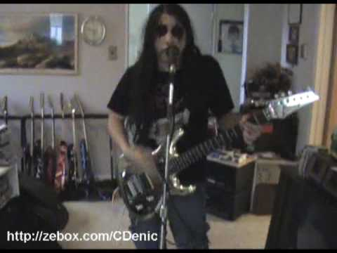 Friday the 13th - Alice Cooper - He's Back! (The Man Behind The Mask)