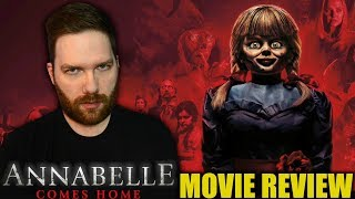Annabelle Comes Home - Movie Review