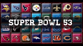 NFL Super Bowl 53 Picks & Predictions 2019