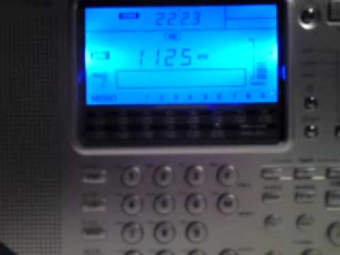 Radio Free Libya on 1125 KHz in English - received in Hungary (25.02.2011)
